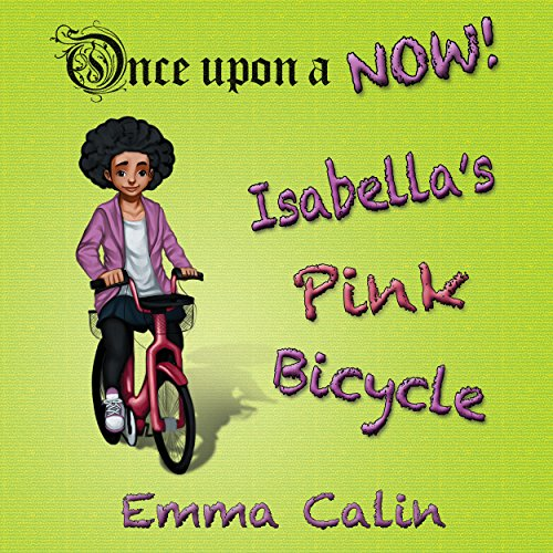 Couverture de Isabella's Pink Bicycle