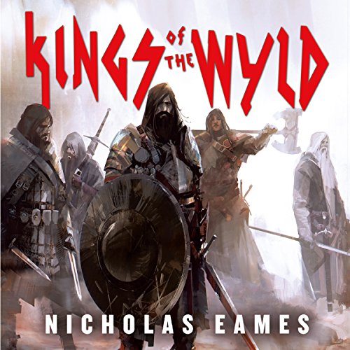 Kings of the Wyld     The Band, Book 1              By:                                                                                                                                 Nicholas Eames                               Narrated by:                                                                                                                                 Jeff Harding                      Length: 17 hrs and 48 mins     124 ratings     Overall 4.5