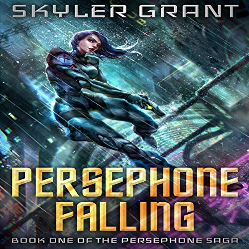 Persephone Falling audiobook cover art