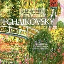 Tchaikovsky: Piano Concertos Nos. 1, 2 & 3