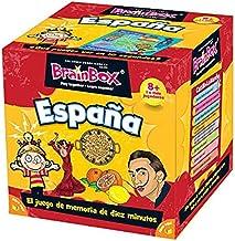 Brain Box- Brainbox españa, Color nd (The Green Board 93452