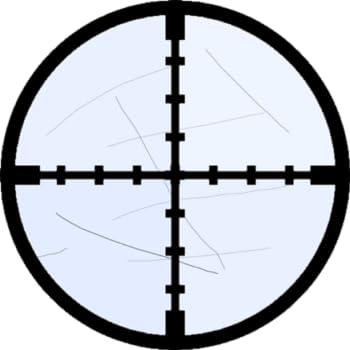 Crosshair sniper