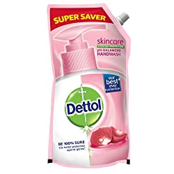 Dettol Liquid Hand wash, Skincare - 750 ml