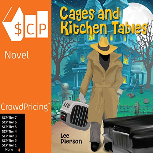 Cages and Kitchen Tables audiobook cover art