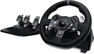 Logitech G920 Driving Force Racing Wheel for Xbox One and PC