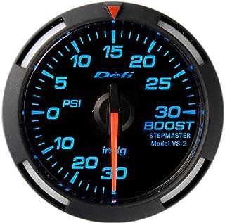 Defi DF06501 Racer Boost Gauge, 52mm, Blue
