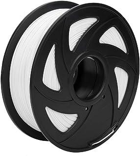 Afdrukken Verbruiksgoederen 3D Printing Accessoires 3D Printing Verbruiksgoederen Lange PLA Wit voor 3D Printing