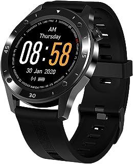 Decdeal F22 Smartwatch 1.54 inç TFT Tam Dokunmatik Ekran Büyük Kadranlı kol saati IP67 Su Geçirmez Spor Takipçisi Spor kol...