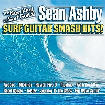 Surf Guitar Smash Hits