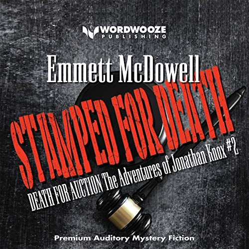 Stamped for Death  By  cover art