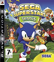Sega Superstar Tennis (PS3) (輸入版)