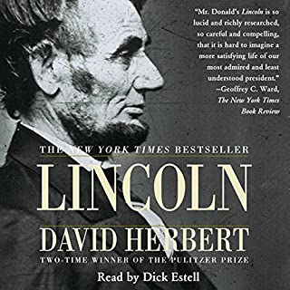 Lincoln cover art