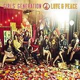Songtexte von Girls' Generation - LOVE&PEACE