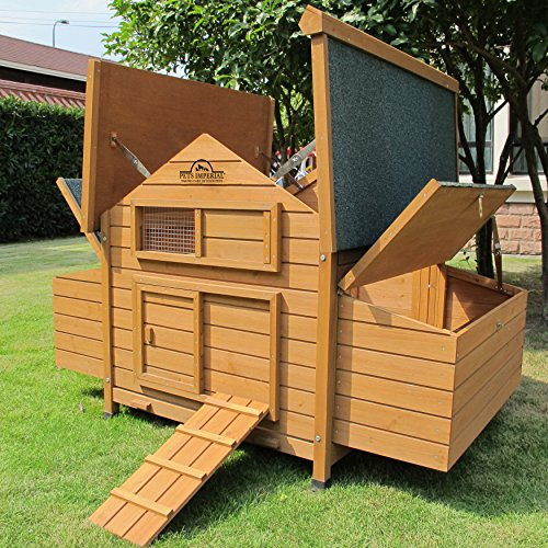 Chicken Coops Imperial - grand Poulailler Savoy - nichoir,...