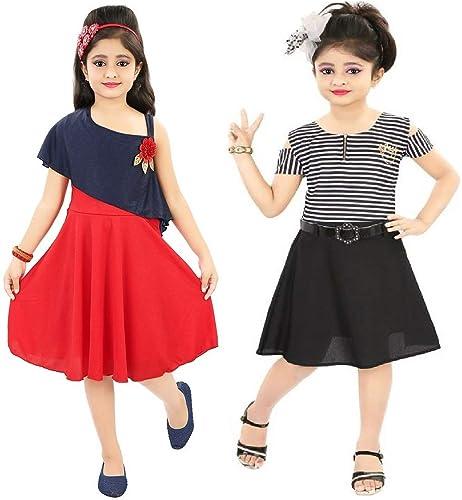 Girls A Line Maxi Dress