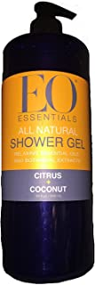 EO Essentials All Natural Shower Gel (citrus coconut, 32 ounces)