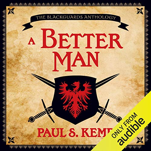 A Better Man Titelbild
