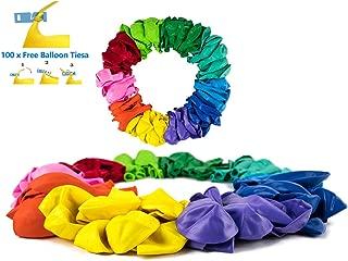 rainbow colour theme party