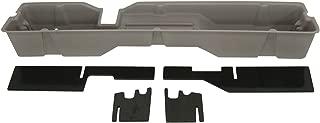DU-HA Under Seat Storage Fits 04-08 Ford F-150 Supercab & SuperCrew, Lt Gray, Part #20012