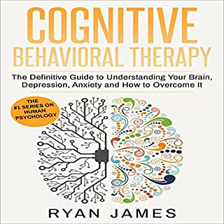 Cognitive Behavioral Therapy audiobook cover art