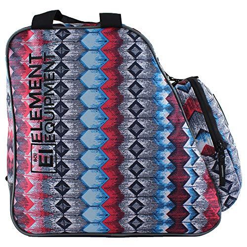 Element Equipment Boot Bag Snowboard Ski Boot Bag Pack Black Pink