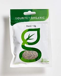 Gourmet Organic Herbs Basil, 10 g