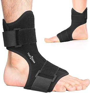 Plantar Fasciitis Night Splint - Drop Foot Support Brace - Dorsal Planter Fasciitis Splints for Right or Left Foot. Suppor...