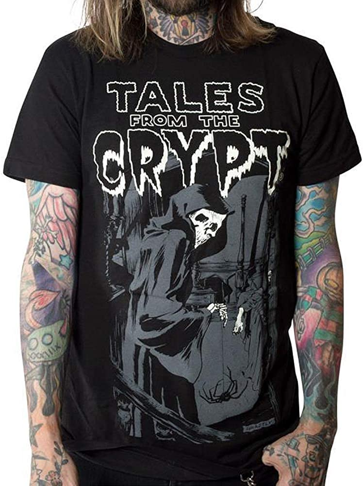 Fashion kreepsville 666 Tales from The T-Shirt Grim Crypt Daily bargain sale Reaper