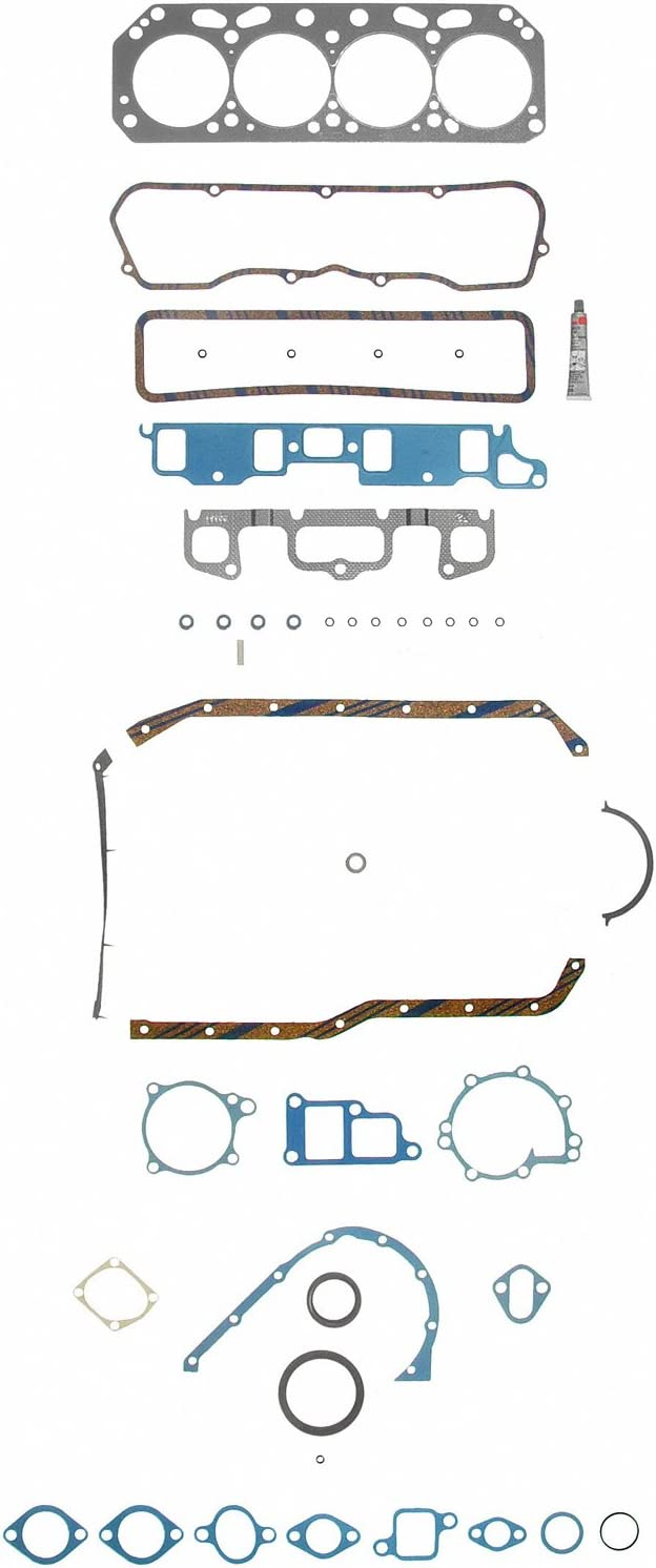 Sealed Power 260-1128 Super special price Kit Engine Gasket Topics on TV