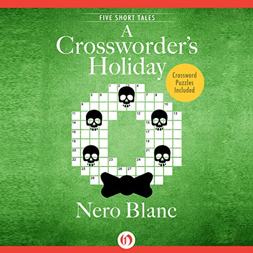 A Crossworder's Holiday audiobook cover art