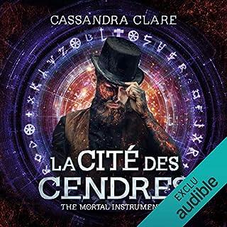 La cité des cendres     The Mortal Instruments 2              De :                                                                                                                                 Cassandra Clare                               Lu par :                                                                                                                                 Bénédicte Charton                      Durée : 12 h et 28 min     39 notations     Global 4,5