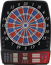 BULL'S Delta Iv Russ Bray Sound electronic dartboard, multicolored, 59 x 46 cm