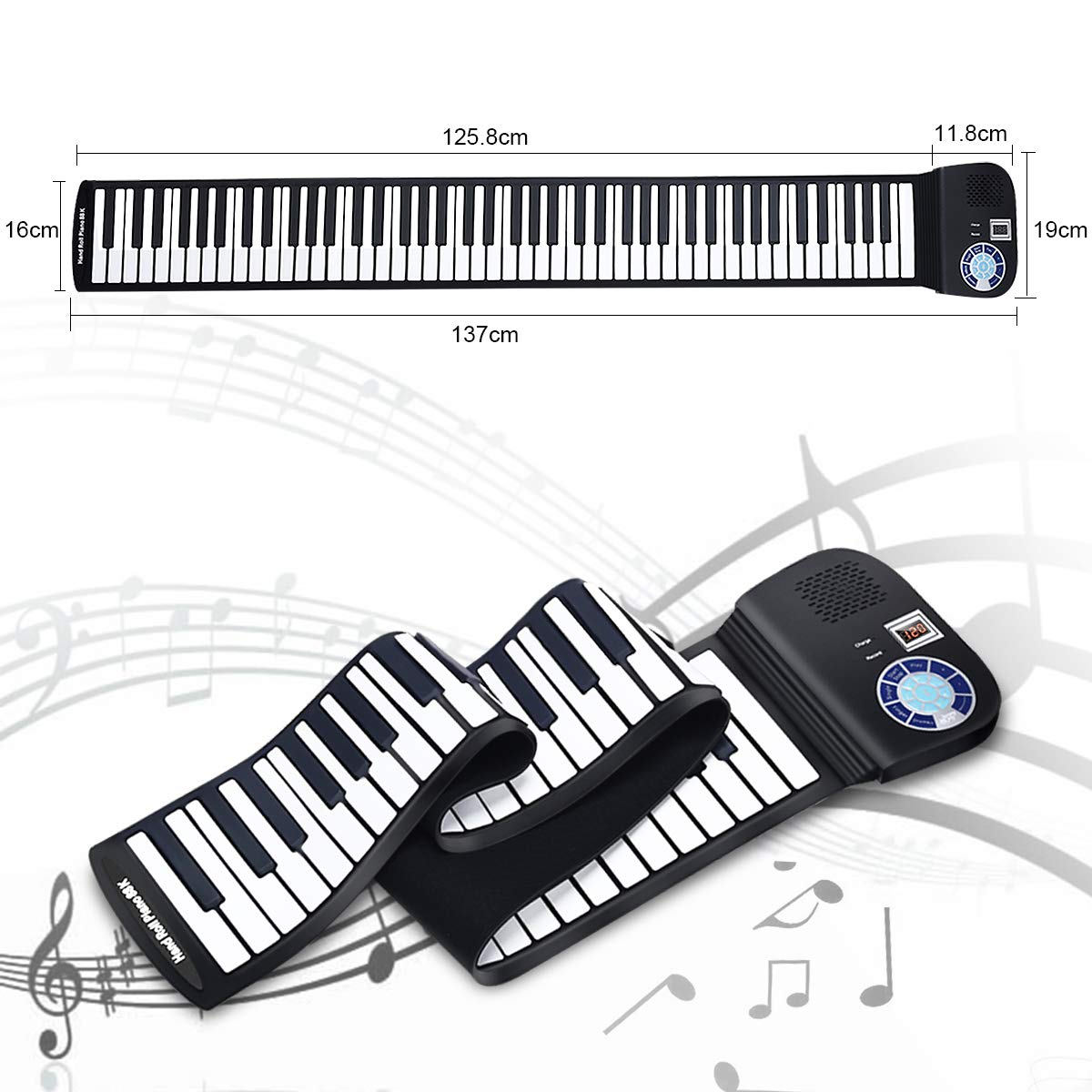 Safeplus Keyboard Sensitive Portable Supply