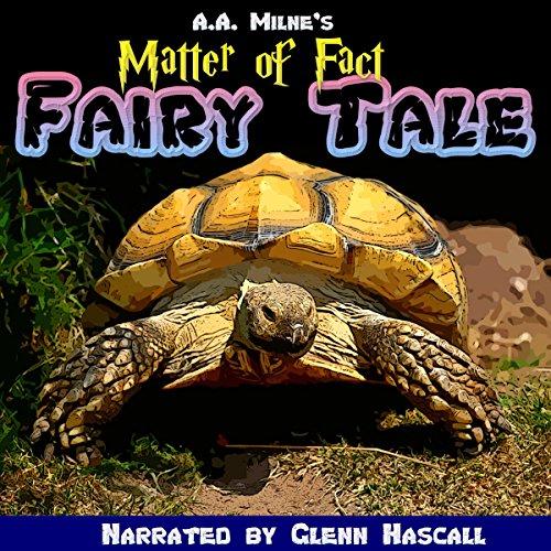 『A Matter-of-Fact Fairy Tale』のカバーアート