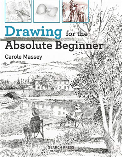 Drawing for the Absoute Beginner (Absolute Beginner Art) (English Edition)