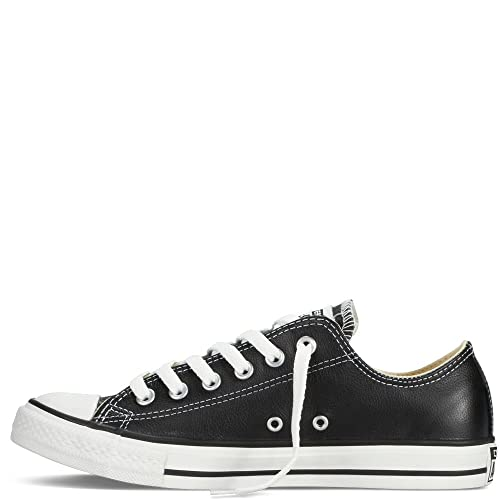2f200ce90f Converse Chuck Taylor All Star Leather 132174C Negro