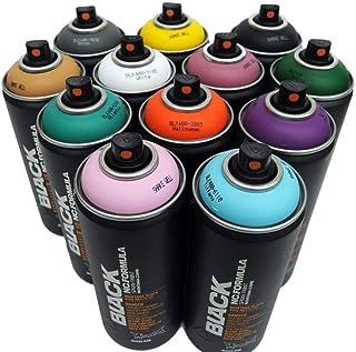 Montana Black 400 ml Complementary Colors Set of 12 Graffiti