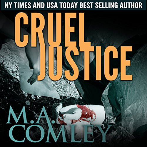 Cruel Justice audiobook cover art