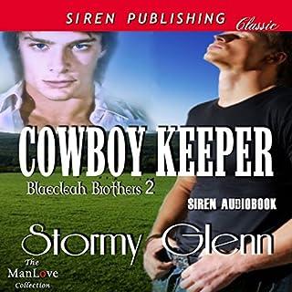 Cowboy Keeper audiobook cover art
