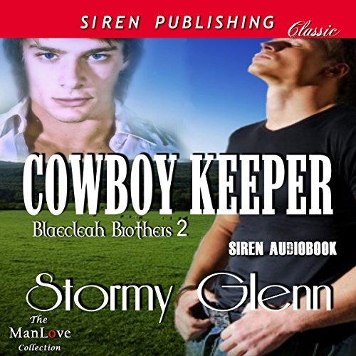 Cowboy Keeper audiobook cover art