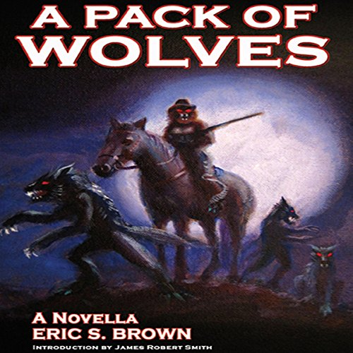 A Pack of Wolves audiobook cover art