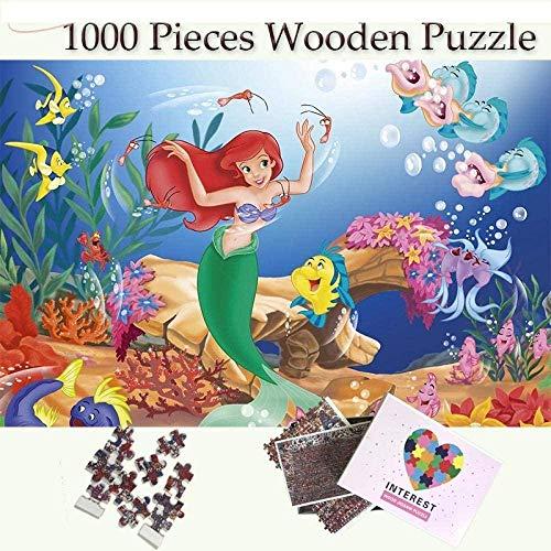 HWYLOVE Puzzles Madera Rompecabezas 1000 Piezas