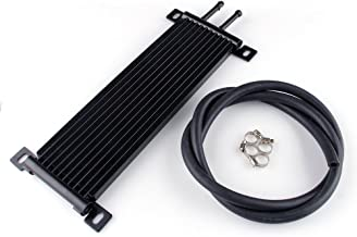 Areyourshop Universal Oil Cooler Radiator A/T Gearbox Engine Transmission Power Steering
