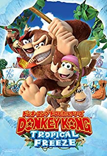 Best donkey kong freeze puzzle pieces Reviews