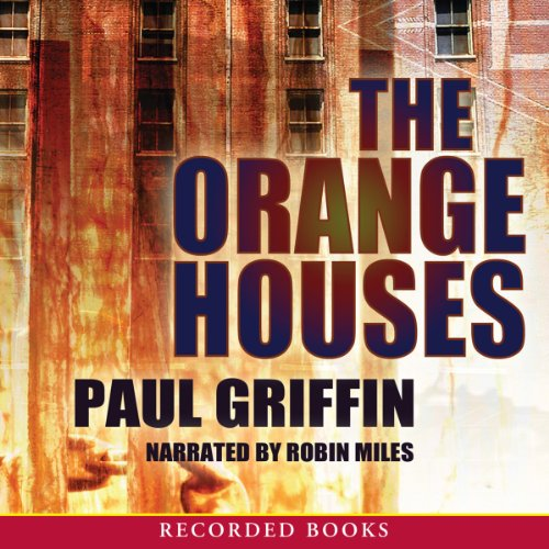 The Orange Houses audiobook cover art