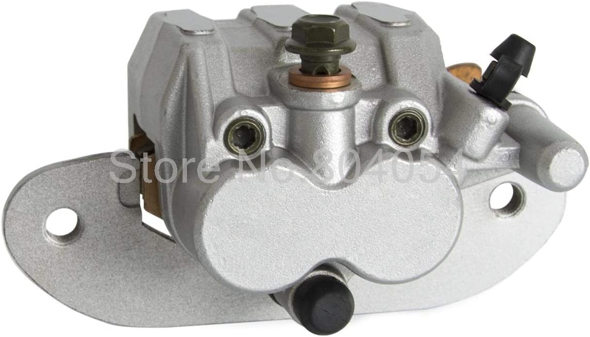 Indianapolis Mall KINWAT Outlet SALE Rear Disc Brake Caliper Set Left Yamaha with UTV Pads for