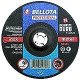 Bellota 50351-230 DISCO ABRASIVO PROFESIONAL DESBASTE INOX-METAL DURO 230MM