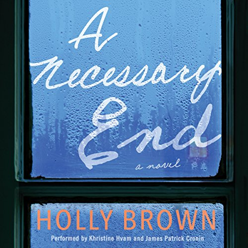 A Necessary End: A Novel  audiobook cover art