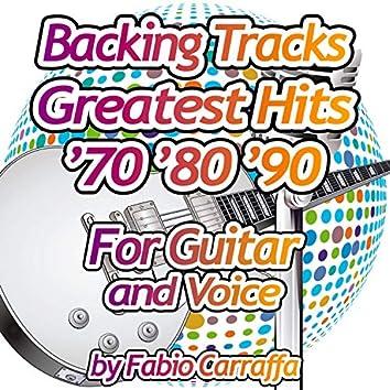 Backing Tracks Greatest Hits '70 '80 '90