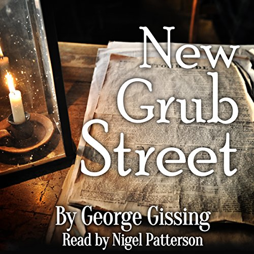 New Grub Street cover art